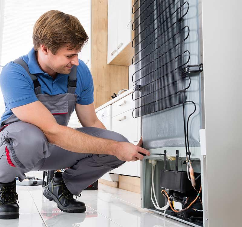 fridge repairs dandenong